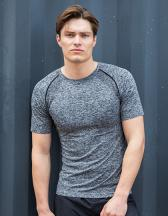 Adults Seamless Short Sleeved Top