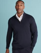 Men`s Quarter Zip Jumper