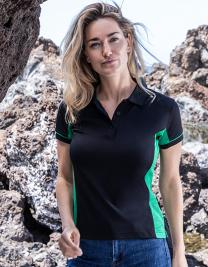 Women`s Functional Contrast Polo