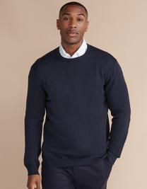 Men`s Lightweight Crew Neck Jumper