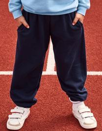 Kids´ Classic Elasticated Cuff Jog Pants