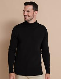Men`s Roll Neck Jumper
