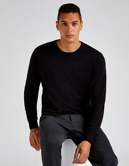 Regular Fit Arundel Crew Neck Sweater